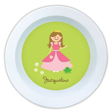 Princess Portrait Bowl