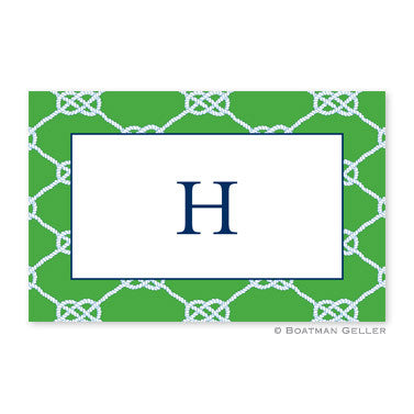 Nautical Knot Kelly Placemat