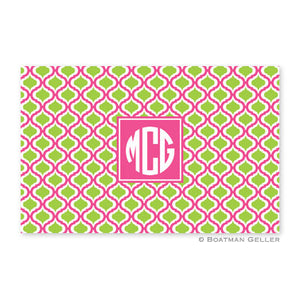 Kate Raspberry & Lime Placemat