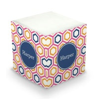 Maggie Sticky Memo Cube  (2 Sizes)