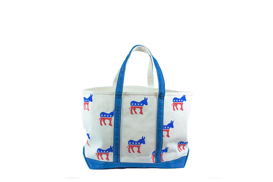Democratic Party Donkey Tote