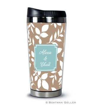 Silo Leaves Travel Tumbler