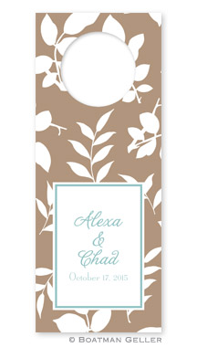 Silo Leaves Wine Tags