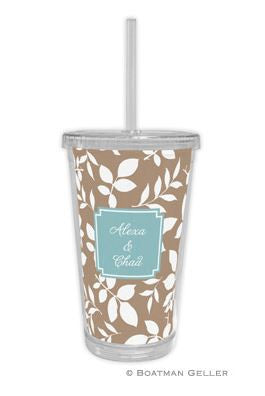 Silo Leaves Beverage Tumbler