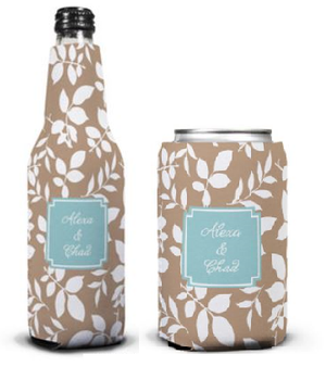 Silo Leaves Koozies
