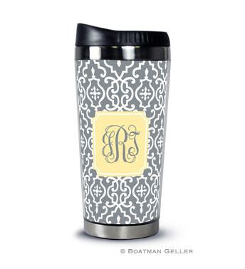 Wrought Iron Travel Tumbler
