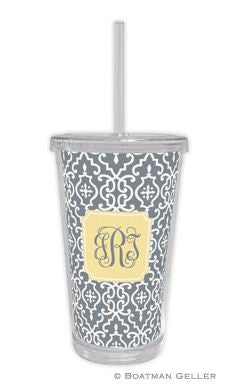 Wrought Iron Beverage Tumbler