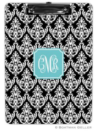 Madison Damask Clipboard