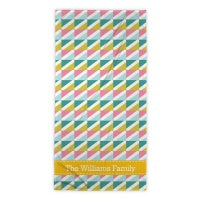 Flags Beach Towel