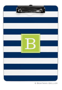 Awning Stripe Clipboard