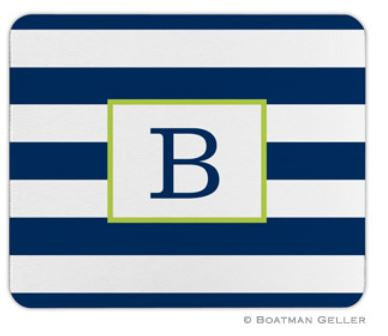 Awning Stripe Mouse Pad