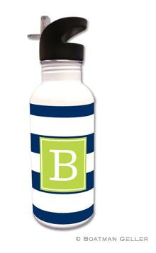 Awning Stripe Water Bottle