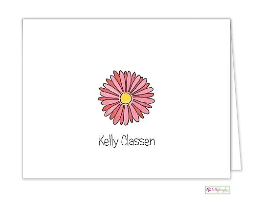 Gerber Daisy Classic Folded Notes