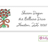 Coming Up Roses Classic Address Labels