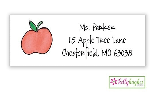 Apples to Apples Classic Address Labels