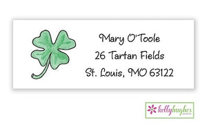 Lucky Clover Classic Address Labels
