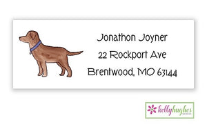 Best Friend Classic Address Labels