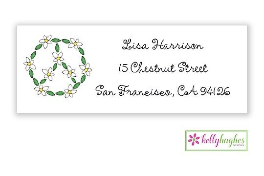 Daisy Chain Classic Address Labels