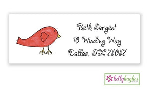 Little Birdie Classic Address Labels