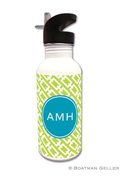 Chain Link Water Bottle