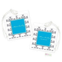 Personalized Elephant Parade Modern Bag Tags