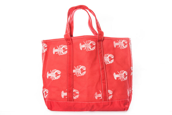 Colorwash Red Lobster Classic Tote