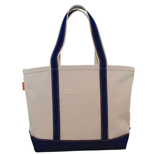 Personalized Medium Boat Totes
