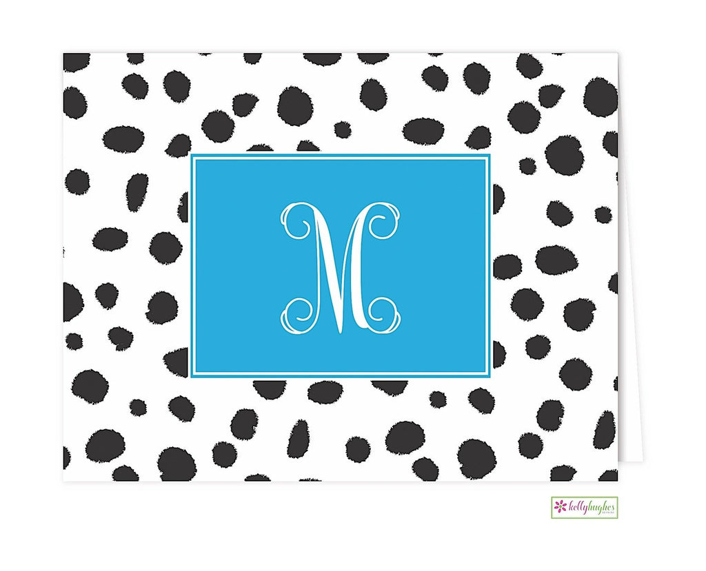 Cheetah Modern Folded Notes