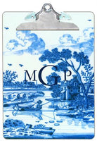 Personalized Delft Landscape Clipboard