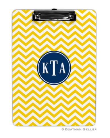 Chevron Clipboard