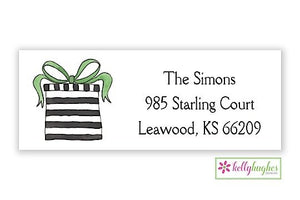 Surprise - Christmas Holiday - Address Labels