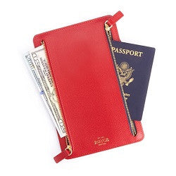RFID Blocking Passport and Document Organizer