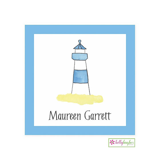 Lighthouse Classic Calling Card