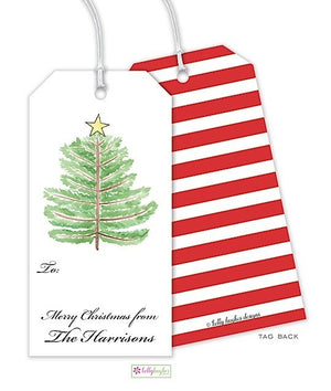 Oh Christmas Tree Gift Tag