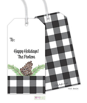 The Lodge Gift Tag