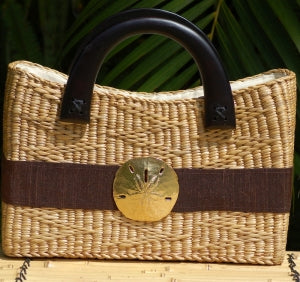 Monogrammed Coastal Beverly Bag
