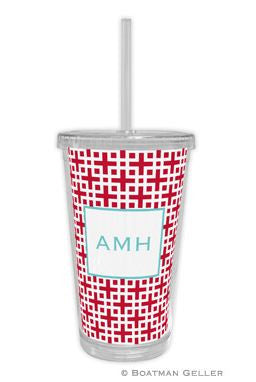 Lattice Beverage Tumbler