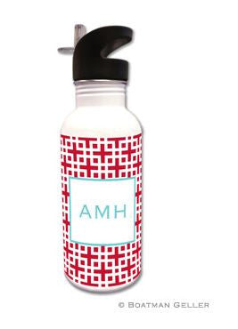 Lattice Water Bottle