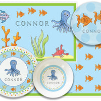 Under the Sea Kid's Tabletop Set