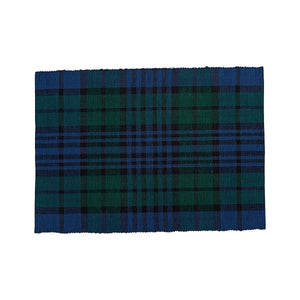Holiday Plaid Placemats/Set of 4