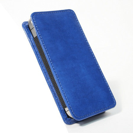 Monogrammed Leather Aristo iPhone Sleeve