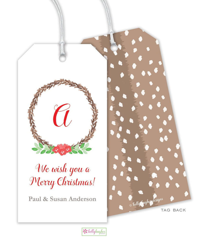 Woodland Fawn Gift Tag