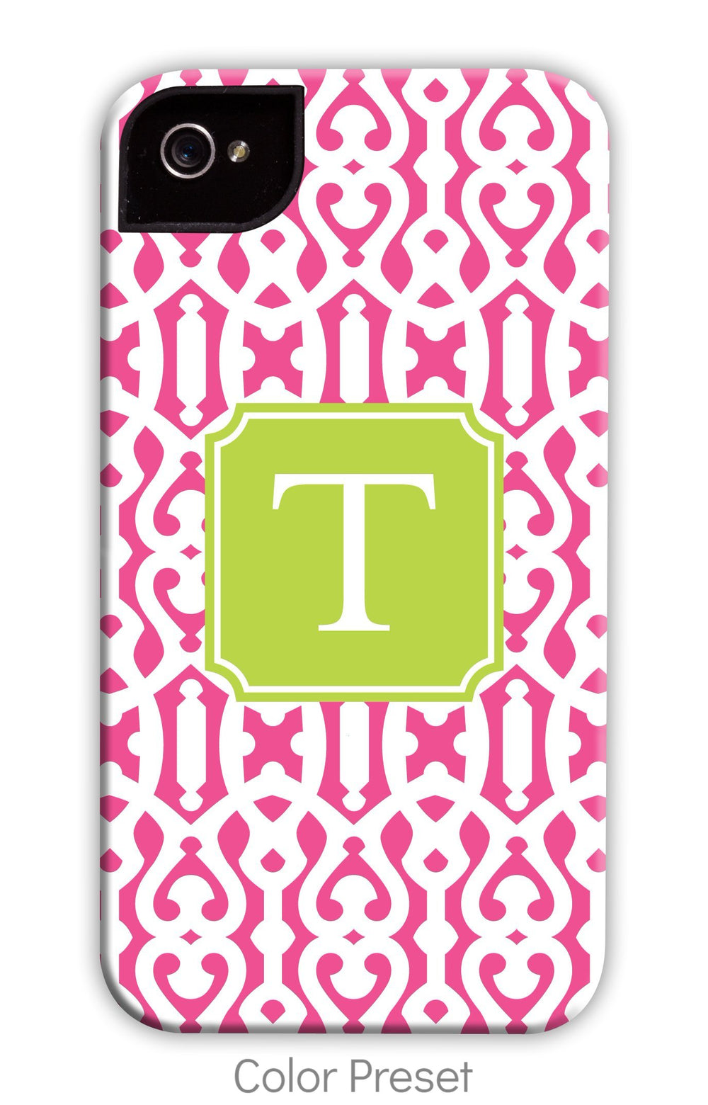 Cameron Pink Phone Case
