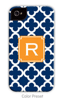 Bristol Navy Phone Case