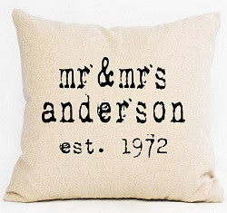 The Anderson Pillow