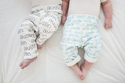 Personalized Baby Leggings