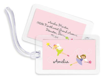 Fairy Bag Tags Set
