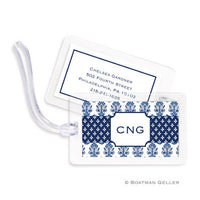 Beti Navy Bag Tags Set