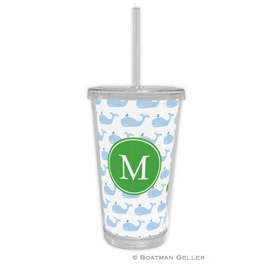 Whale Repeat Beverage Tumbler