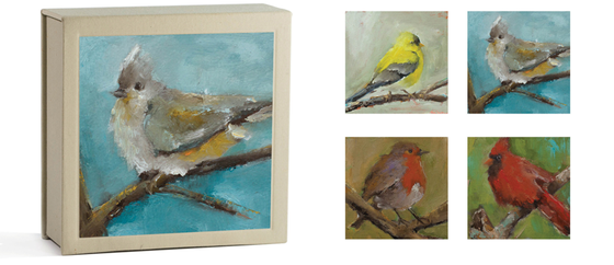 Anne Neilson Birds Note Cards